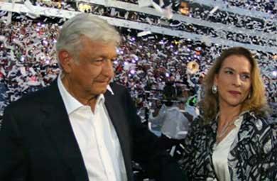 """""""No será Beatriz primera dama ni presidenta del DIF"""""""