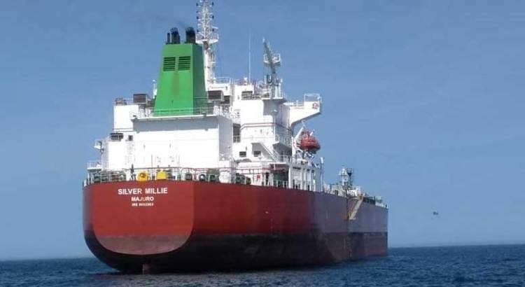 Atracó buque tanque coreano en CSL