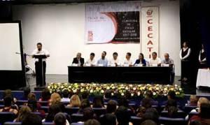 clausura de alumnos del Centro de Capacitación del Trabajo Industrial 106
