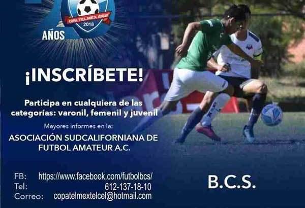 Por iniciar Copa Telmex – Telcel