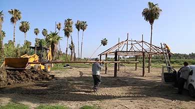 Realizan mejoras en reserva ecológica del Estero Josefino