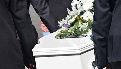 Vendió todo para pagar su funeral