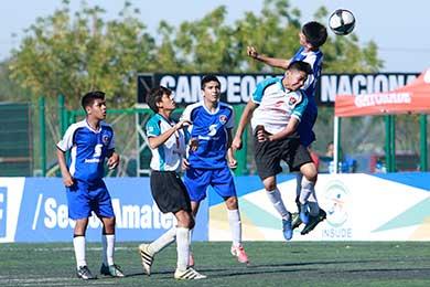 En Loreto el Estatal de Fútbol SUB 15