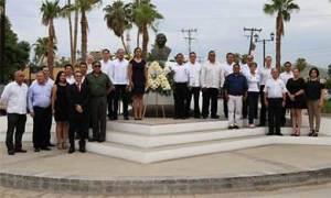 discurso oficial del 146 Aniversario Luctuoso del Lic. Benito Juárez García