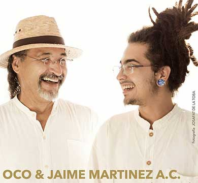 A cantar con Oco y Jaime