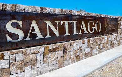 Santiago, pueblo histórico