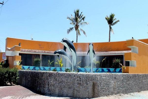 Violento atraco en el Hotel Los Delfines