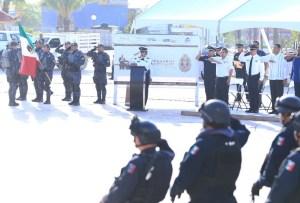 4to. Aniversario de la División de Gendarmería de la Policía Federal