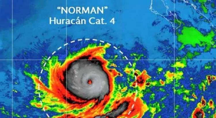 Norman ya es categoría 4