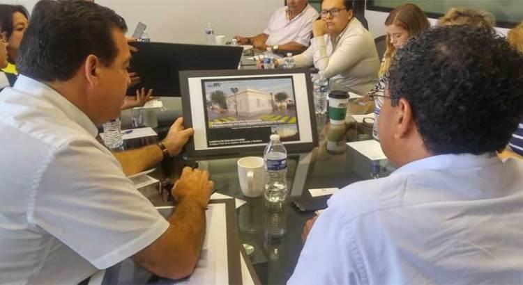 Se reunió Alcalde electo con el Secretario estatal de Planeación Urbana