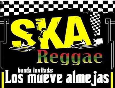 Noche de Ska y Reggae