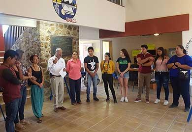 Iniciaron 1500 alumnos actividades académicas en UABCS Los Cabos