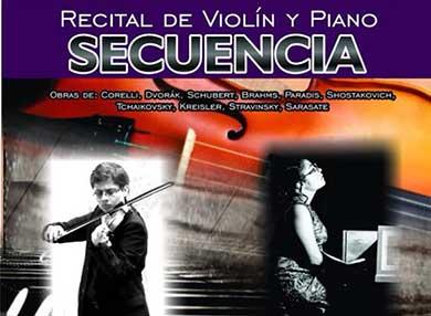 """""""Secuencia"""" en la Sala de conciertos de la Paz"""