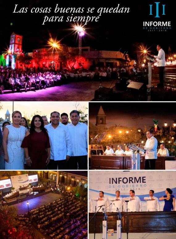 Municipio de Los Cabos: III Informe