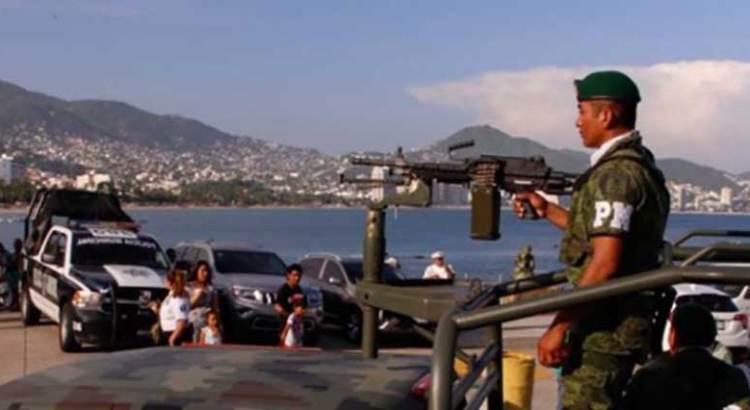 Emite EU alerta de viaje para Acapulco