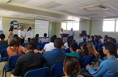 """Se une UABCS Los Cabos a la """"Semana Nacional del Emprendedor"""""""