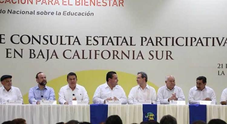 Se llevó a cabo el Foro de Consulta Estatal Participativa  en materia educativa