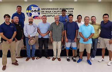 Imparte UABCS Los Cabos módulos de actualización