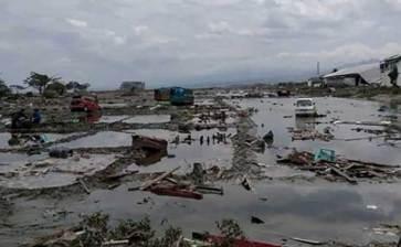 Vive Indonesia el apocalipsis