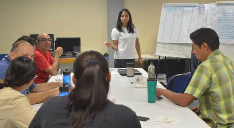 Se impartió el Taller de Evaluación Rápida de Vulnerabilidad en la Reserva de la Biosfera El Vizcaíno