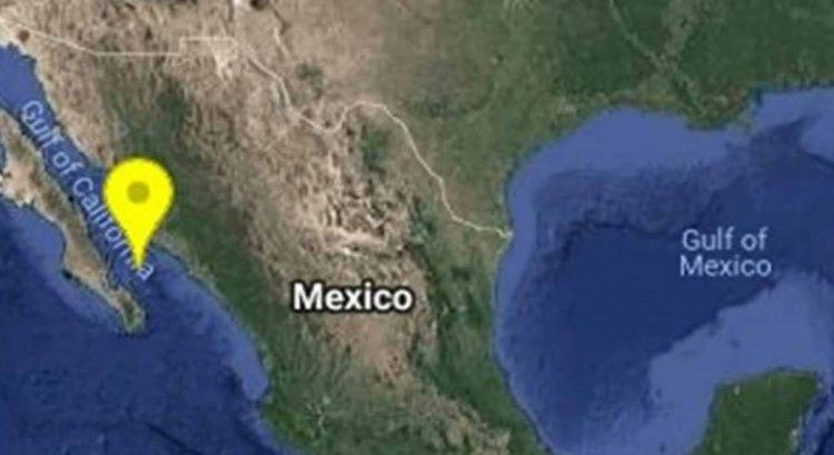 Tembló al noroeste de La Paz