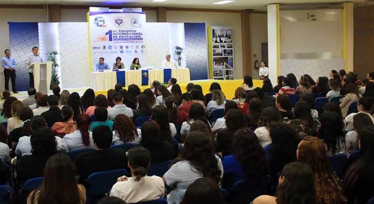 Inicia el Primer Congreso Internacional de Educación