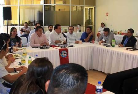 Establecerán agenda de trabajo UABCS y Ayuntamiento de La Paz