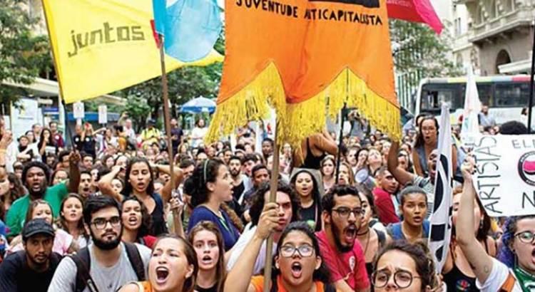 Buscan los últimos votos en Brasil