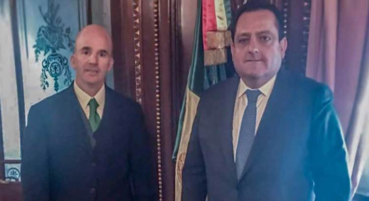 Expone Gobernador situación de tarifas de CFE a titular de Hacienda