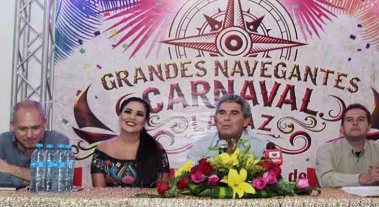 14 mdp costará el Carnaval La Paz 2019