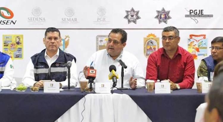 Sesiona el Consejo Estatal de Protección Civil