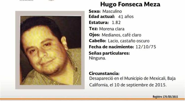 ¿Has visto Hugo Fonseca Meza?