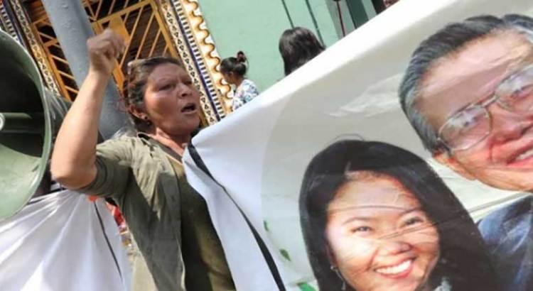Prisión para Keiko Fujimori
