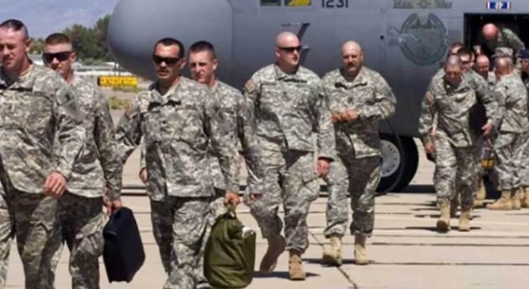 Aprueba EU el envío de tropas a la frontera