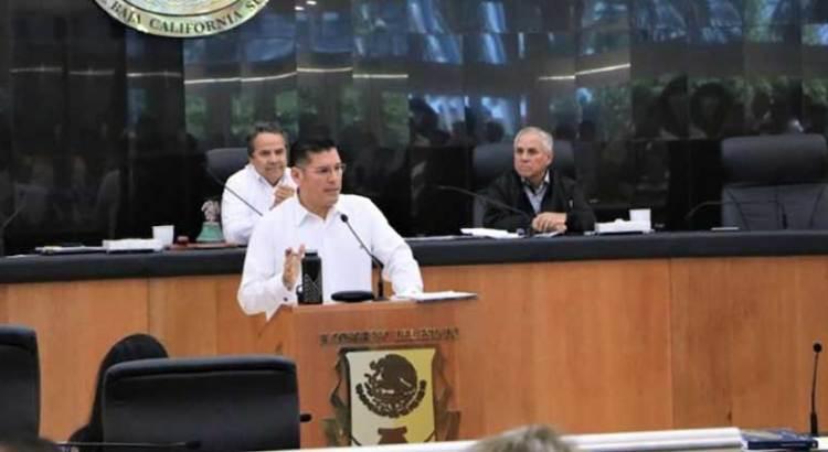 Compareció el Secretario general de Gobierno ante los integrantes de la XV Legislatura
