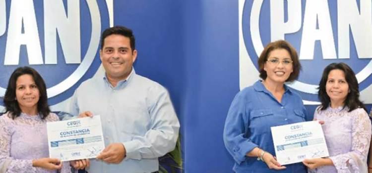 Carlos Amed, el nuevo dirigente estatal del PAN
