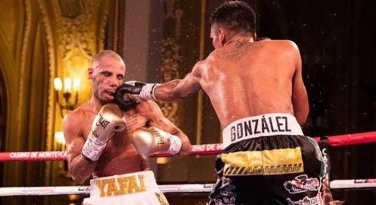 No pudo llevarse la corona el Giga González