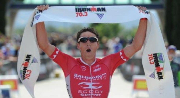 Se llevó Sam Appleton el Ironman 2018