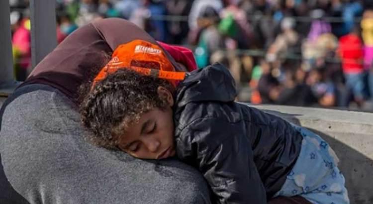 Despiertan migrantes del sueño americano