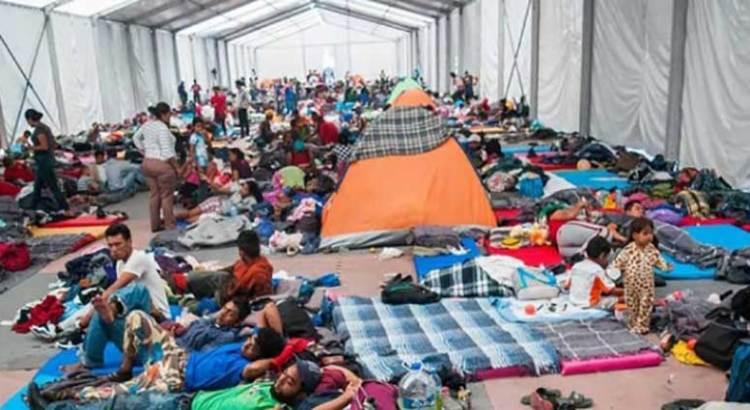 Rechazaron migrantes garantías del gobierno federal