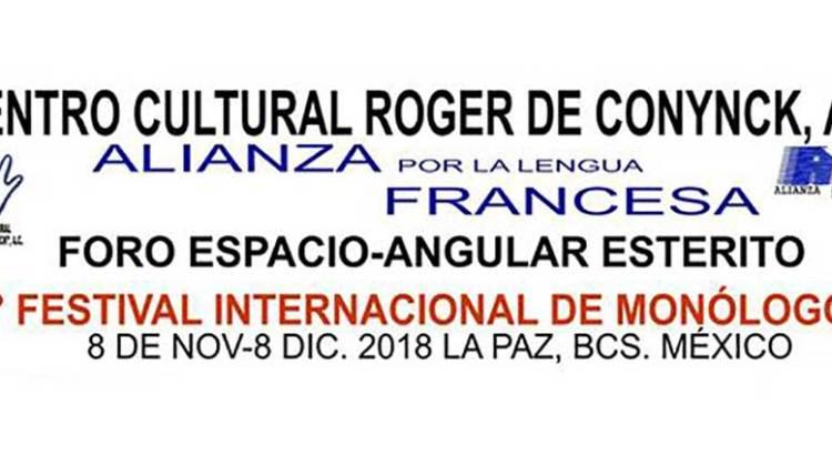 En puerta el Festival Internacional de Monólogos