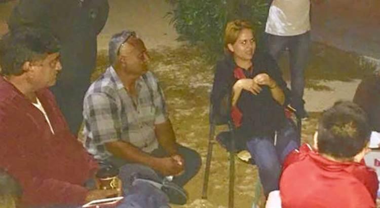 Se reunió Óscar Leggs con vecinos de Chula Vista