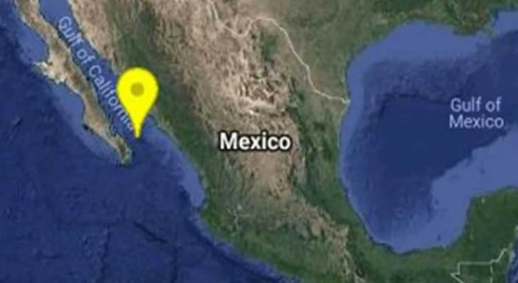 Se registra sismo al este de La Paz