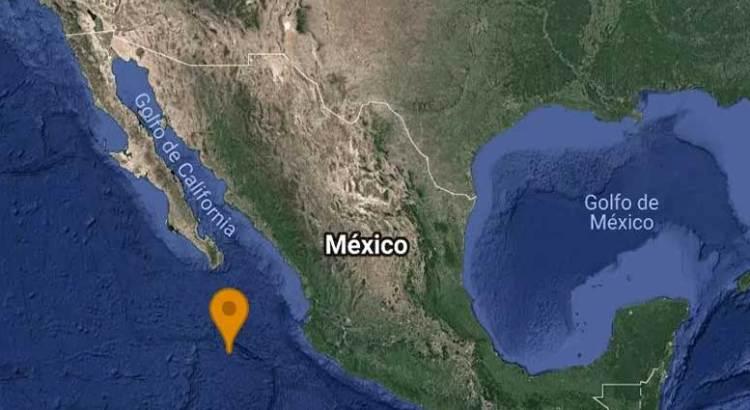 Tembló en Guerrero Negro y CSL