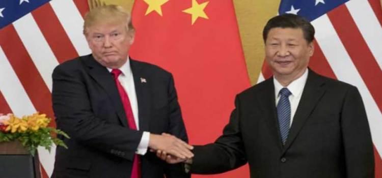 """Anuncia EU """"pausa"""" en su guerra comercial contra China"""
