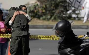 No hay mexicanos muertos o lesionados por atentado en Colombia