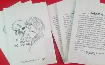 """Presentarán """"De Muerte y Otras Súplicas"""""""