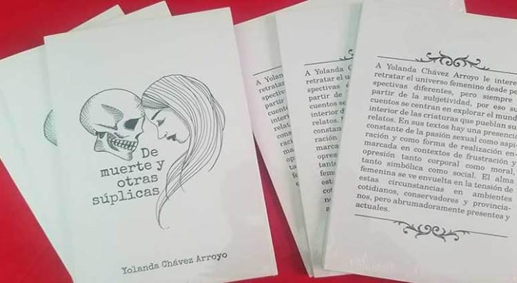 Presentarán «De Muerte y Otras Súplicas»