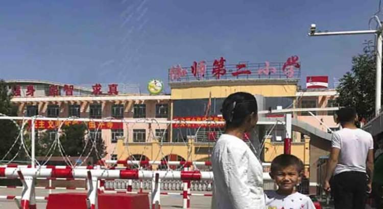 Usa China reconocimiento facial para vigilar a su población