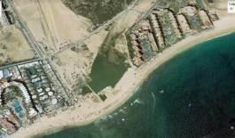 Cisjordania, la última playa del pueblo